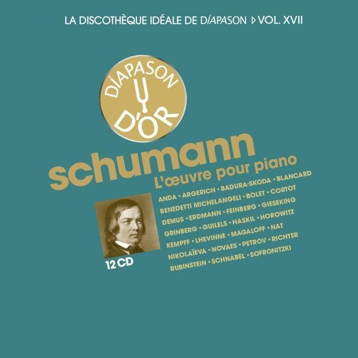 ピアノ作品集 スヴィヤトスラフ・リヒテル、マルタ・アルゲリッチ、パウル・バドゥラ=スコダ、ジャクリーヌ・ブランカール、イェルク・デムス、他(12CD)
