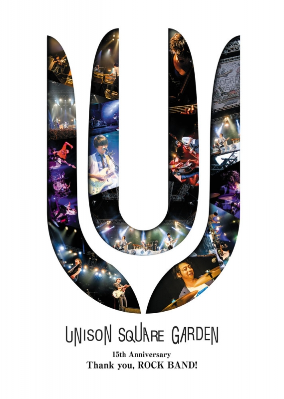 UNISON SQUARE GARDEN 15th Anniversary Thank you, ROCK BAND!