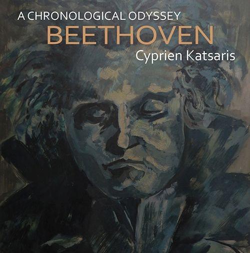 『ベートーヴェン〜クロノロジカル・オデッセイ』 シプリアン・カツァリス(6CD)