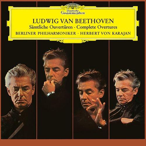 序曲集 ヘルベルト・フォン・カラヤン&ベルリン・フィル(1965、69)(シングルレイヤー)