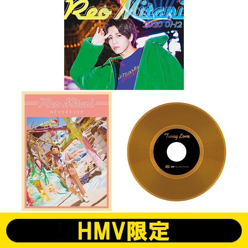 三谷怜央 よくばりセット(カレンダー / フォトブック / CD〈クラフトケース入り〉)【HMV限定】