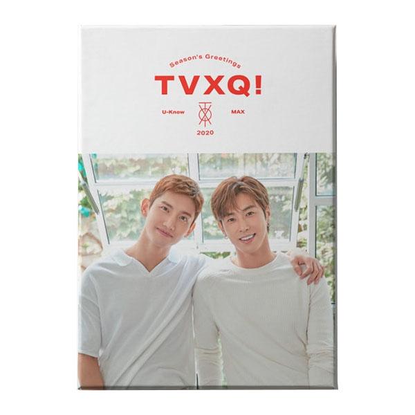 TVXQ! 2020 SEASON'S GREETINGS[CALENDAR+DVD+GOODS]