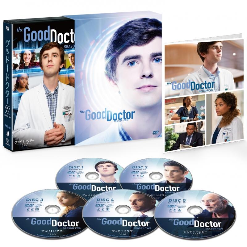 グッド・ドクター 名医の条件 シーズン2 DVDコンプリートBOX【初回生産限定】