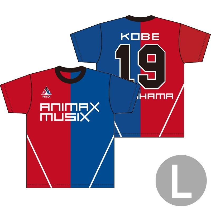 TシャツA サイズL / ANIMAX MUSIX 2019