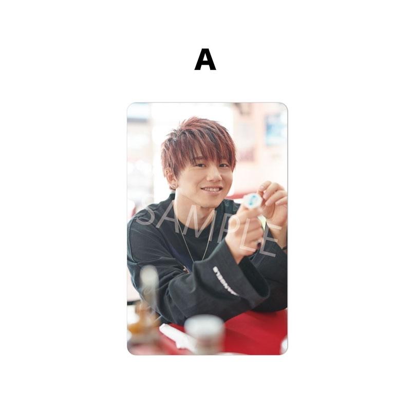 37card Aタイプ / 花村想太×あたりまえポエム