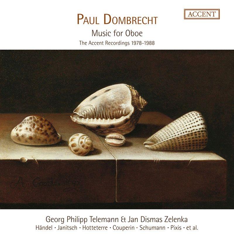オーボエのための音楽〜アクサン録音集 1978〜1988 パウル・ドンブレヒト(7CD)