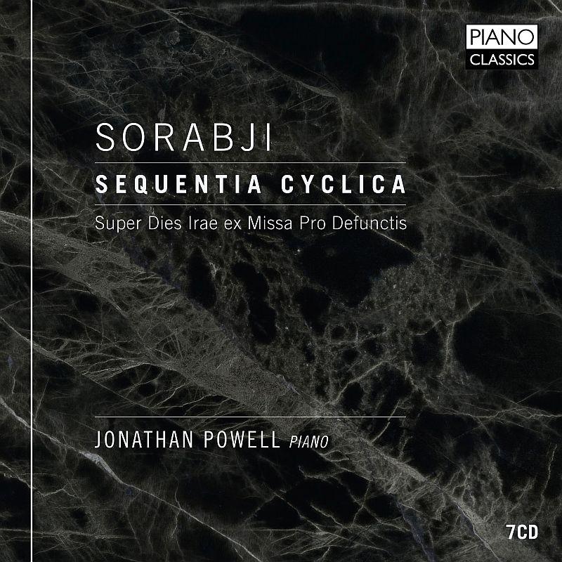 『怒りの日』によるセクエンツィア・シクリカ ジョナサン・パウエル(ピアノ)(7CD)