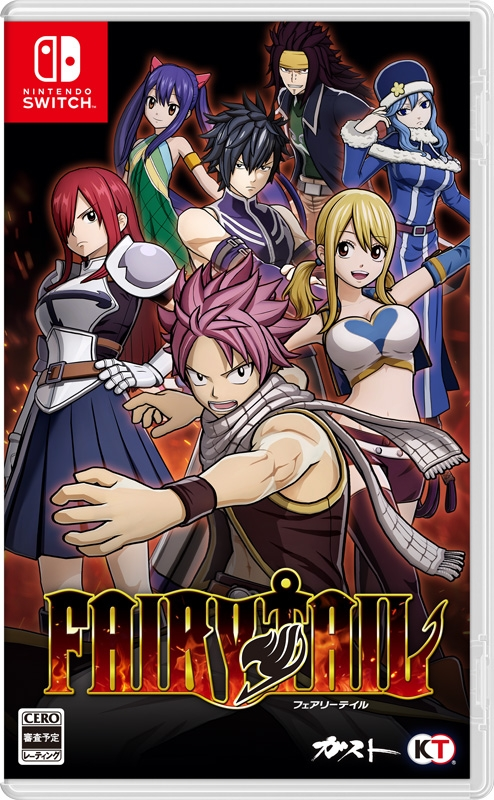 【Nintendo Switch】FAIRY TAIL 通常版