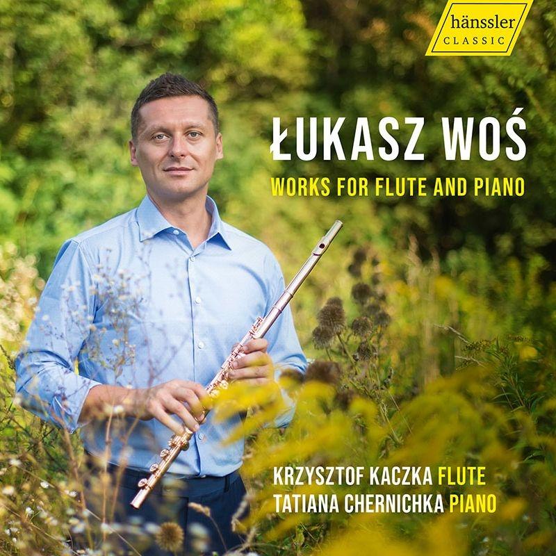 フルートとピアノのための作品集 クシシュトフ・カチカ、タチアナ・チェルニチカ