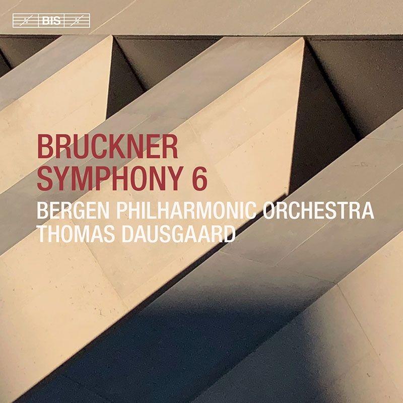 交響曲第6番 トーマス・ダウスゴー&ベルゲン・フィル