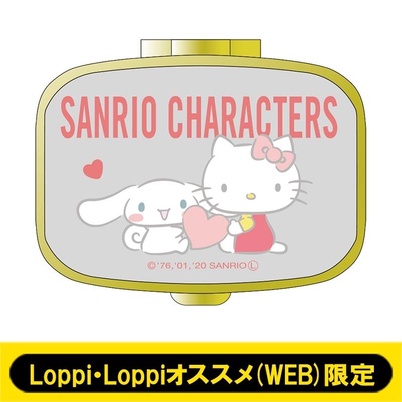 アクセサリーケース ハローキティ シナモロール 【Loppi・Loppiオススメ(WEB)限定】