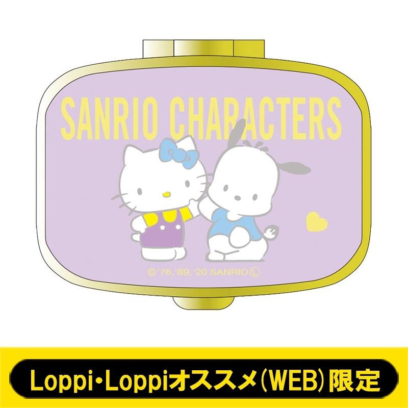 アクセサリーケース ハローキティ ポチャッコ 【Loppi・Loppiオススメ(WEB)限定】