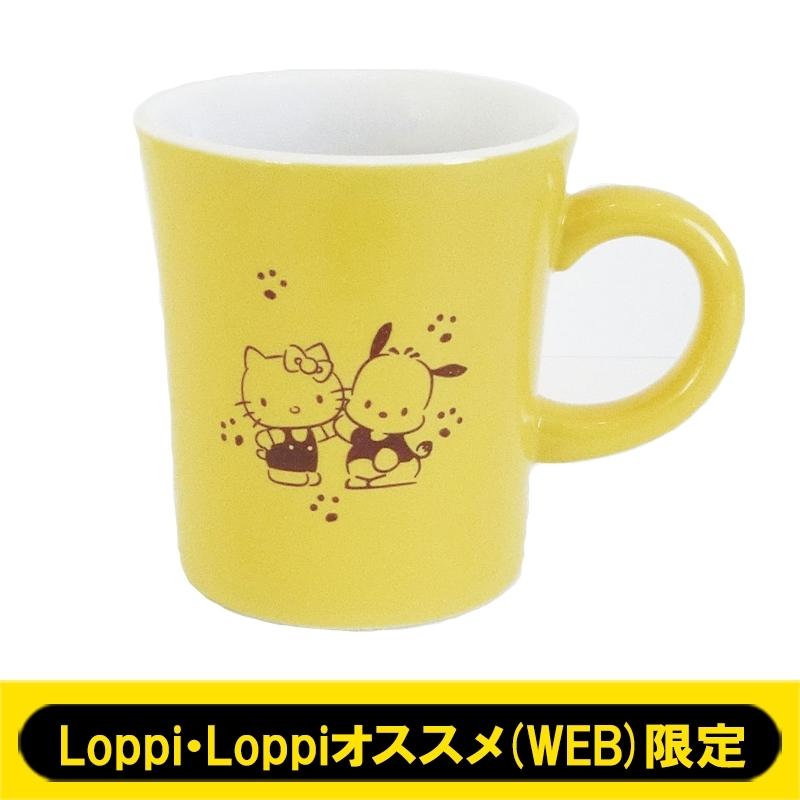 カラーマグ ハローキティ ポチャッコ 【Loppi・Loppiオススメ(WEB)限定】
