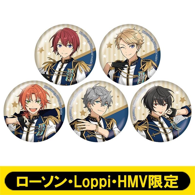 缶バッジ5個セット (Knights)【ローソン・Loppi・HMV限定】