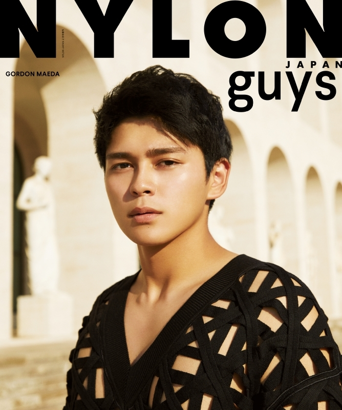 NYLON guys JAPAN GORDON MAEDA STYLE BOOK