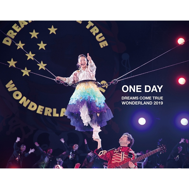 DREAMS COME TRUE写真集『ONE DAY』