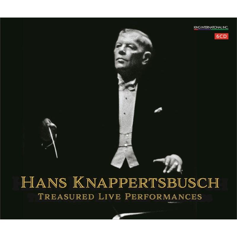 ハンス・クナッパーツブッシュ秘蔵ライヴ(6CD)