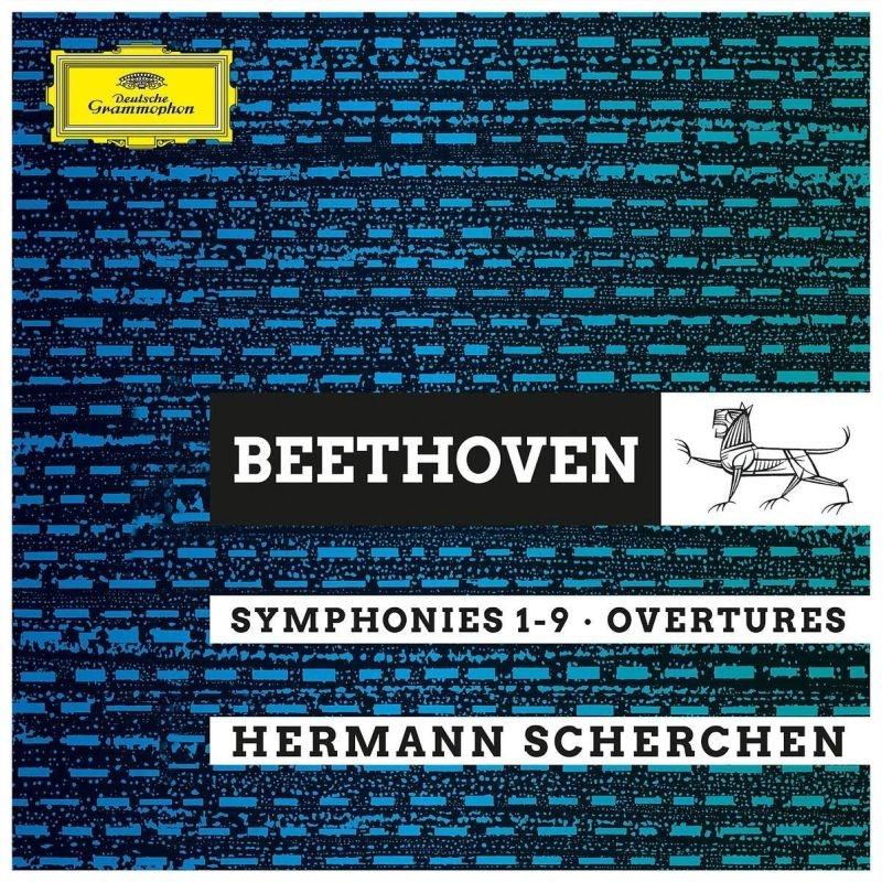 交響曲全集、序曲集 ヘルマン・シェルヘン&ウィーン国立歌劇場管弦楽団、ロイヤル・フィル(8CD)
