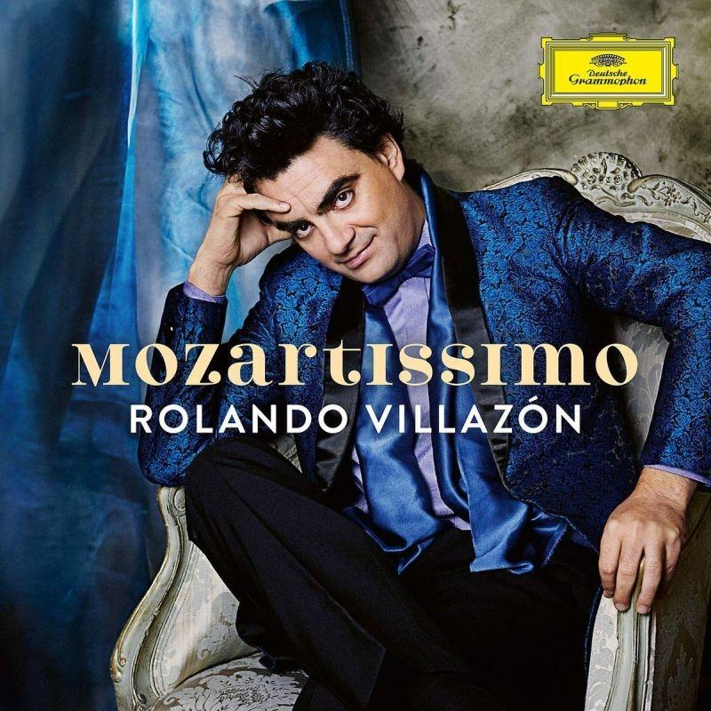 『モーツァルティッシモ〜ベスト・オブ・モーツァルト』 ロランド・ヴィラゾン、ヤニク・ネゼ=セガン&マーラー・チェンバー・オーケストラ、ヨーロッパ室内管弦楽団、他