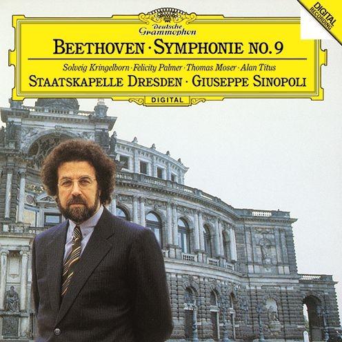 交響曲第9番『合唱』 ジュゼッペ・シノーポリ&シュターツカペレ・ドレスデン