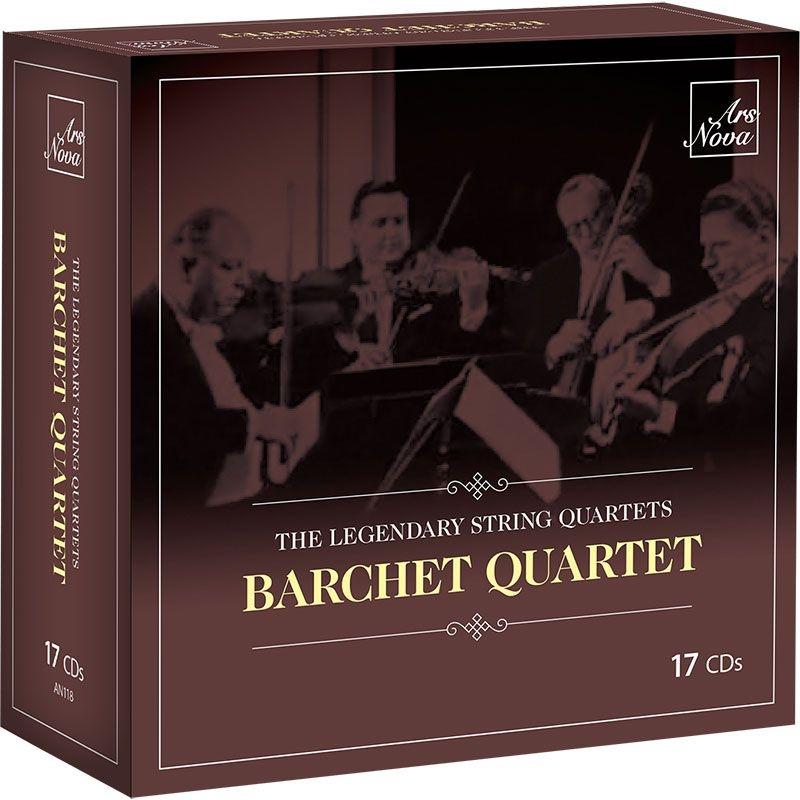 バルヒェット四重奏団の芸術(17CD)