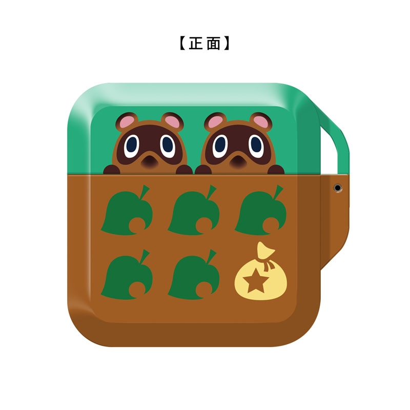 Card Pod Collection For Ns どうぶつの森 A
