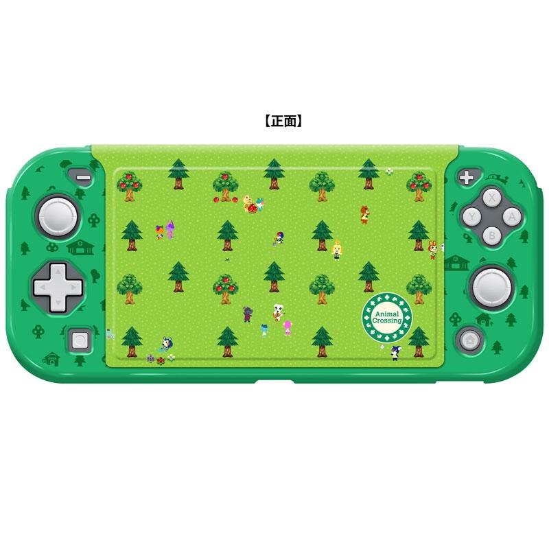 きせかえカバー COLLECTION for Nintendo Switch Lite どうぶつの森B