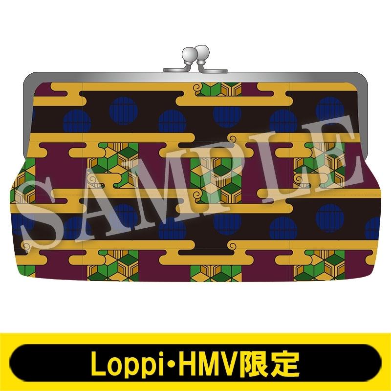 鬼滅の刃×SOUVENIRコラボポーチ(冨岡義勇)【Loppi・HMV限定】