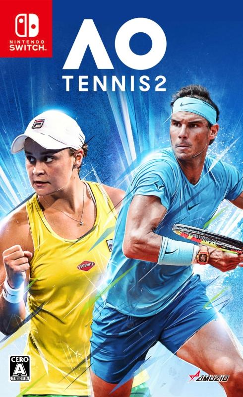【Nintendo Switch】AOテニス 2