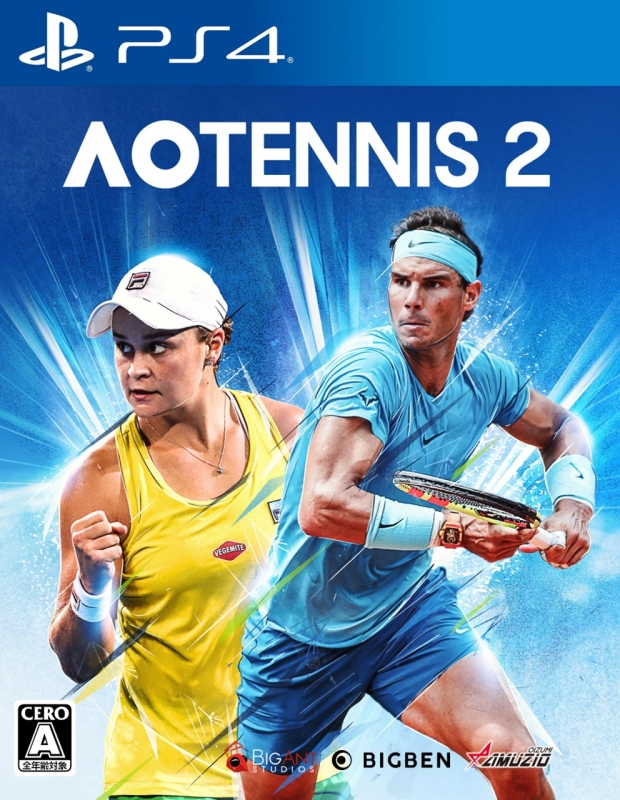 【PS4】AOテニス 2