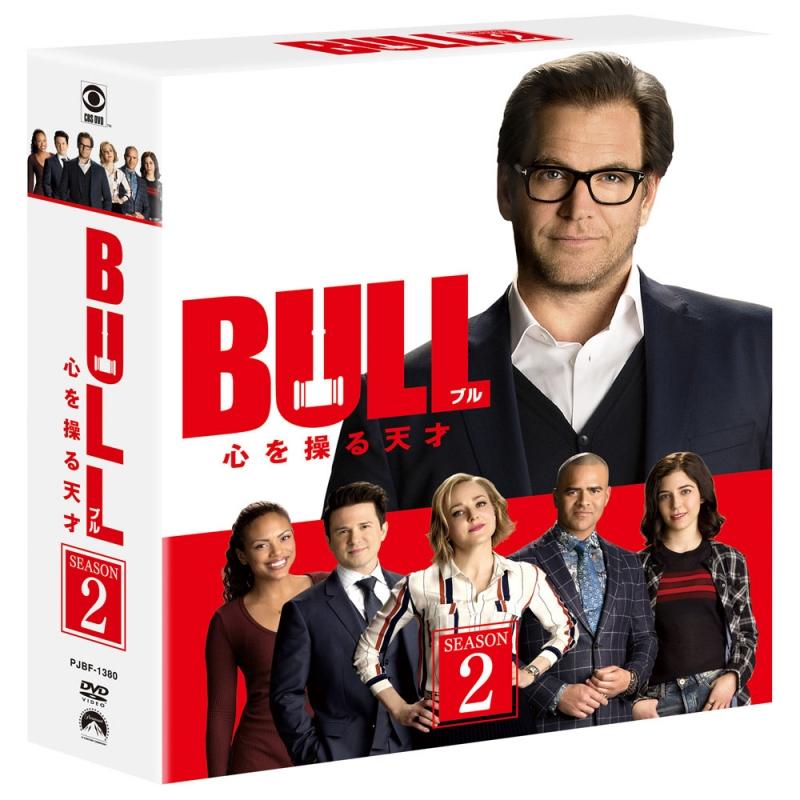 BULL/ブル 心を操る天才 シーズン2 <トク選BOX>【11枚組】