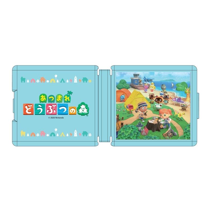 Nintendo Switch専用 カードポケット24 あつまれどうぶつの森