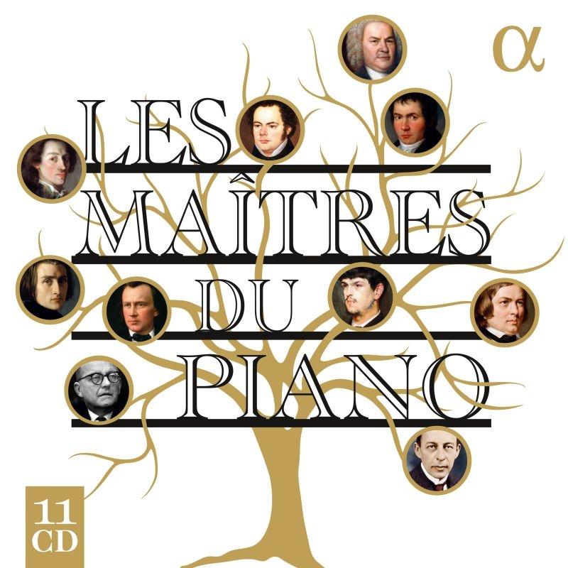 ピアノの巨匠たち〜バッハからショスタコーヴィチまで(11CD)