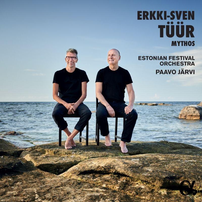 交響曲第9番『ミトス』、テンペストの呪文、風を蒔いて・・・ パーヴォ・ヤルヴィ&エストニア祝祭管弦楽団