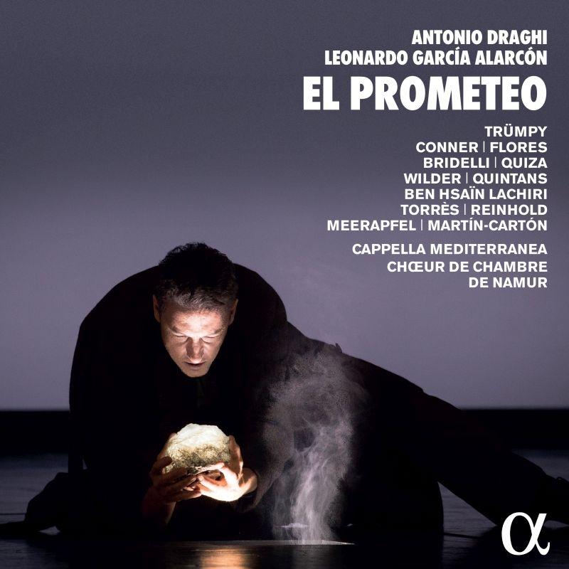 歌劇『エル・プロメテオ』全曲 レオナルド・ガルシア・アラルコン&カペラ・メディテラネア、ファビオ・トリュンピ、他(2018 ステレオ)(2CD)