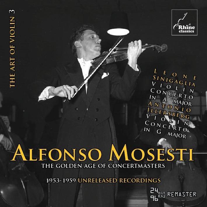 アルフォンゾ・モセスティ 1953〜1959未発表録音集