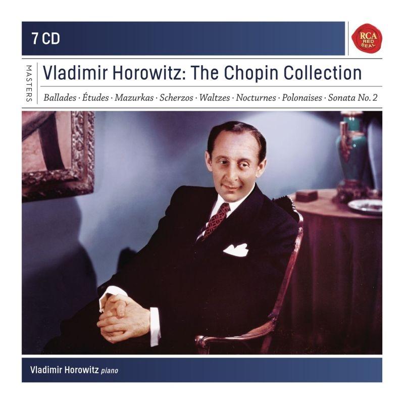 ウラディミール・ホロヴィッツ/ショパン・コレクション(7CD)