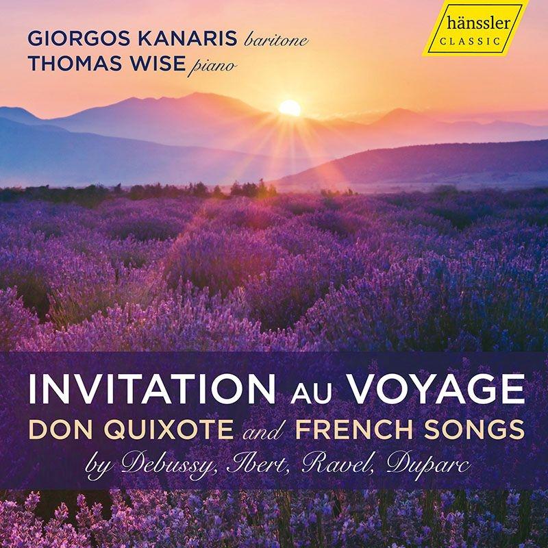 ドン・キホーテとフランス歌曲 ヨルゴス・カナリス、トーマス・ワイズ