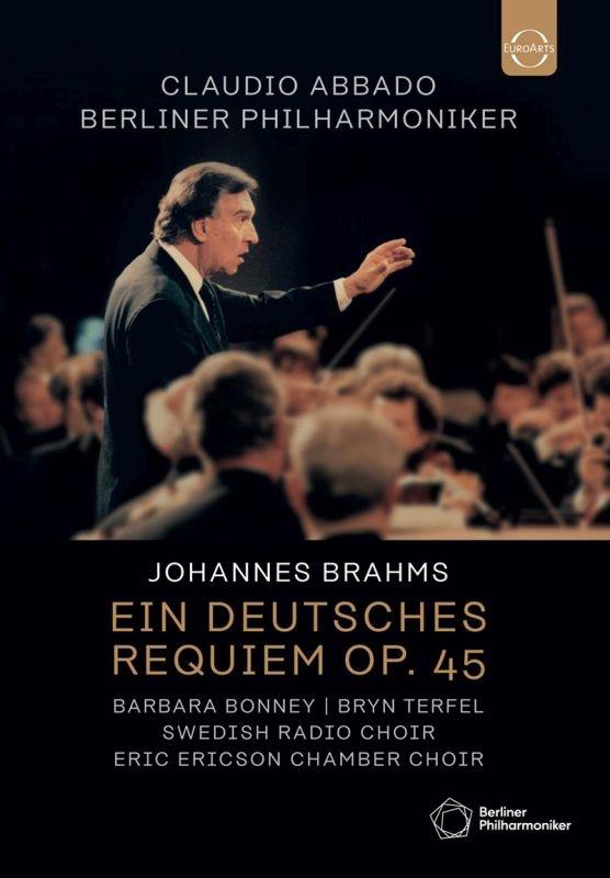ドイツ・レクィエム クラウディオ・アバド&ベルリン・フィル、スウェーデン放送合唱団、エリク・エリクソン室内合唱団(1997)
