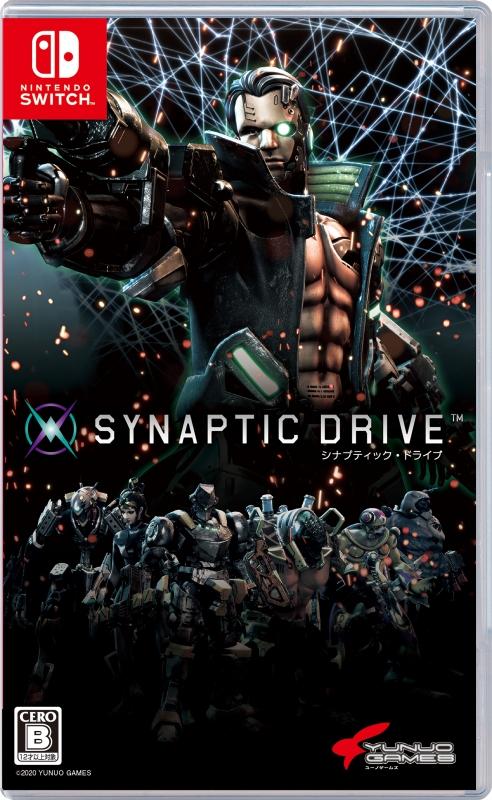 SYNAPTIC DRIVE(シナプティック・ドライブ)
