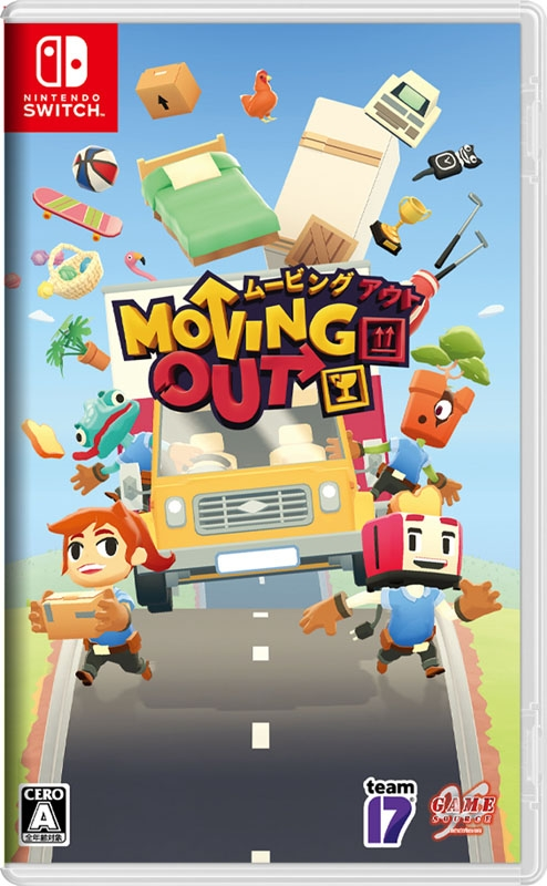 【Nintendo Switch】Moving Out
