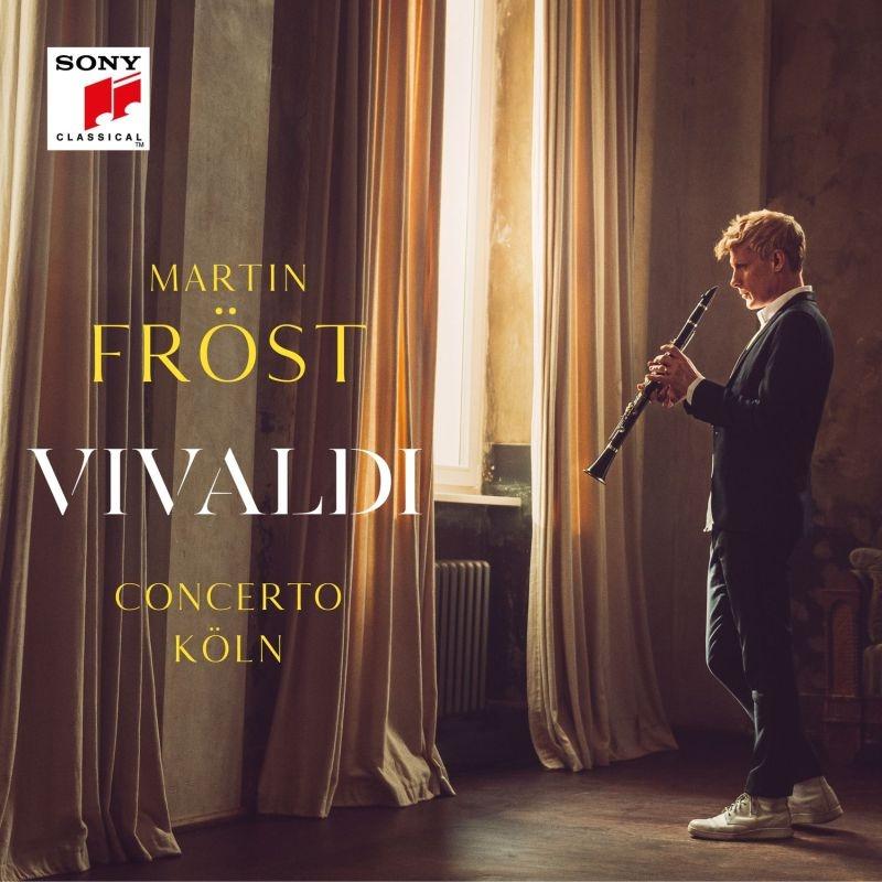 Clarinet Concertos : Martin Frost(Cl)Concerto Koln
