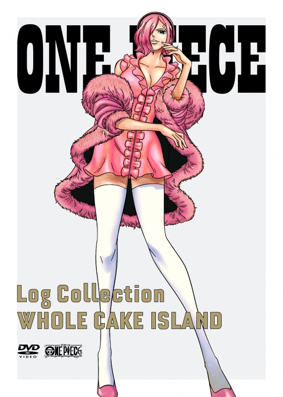 "ONE PIECE Log Collection ""WHOLE CAKE ISLAND"""