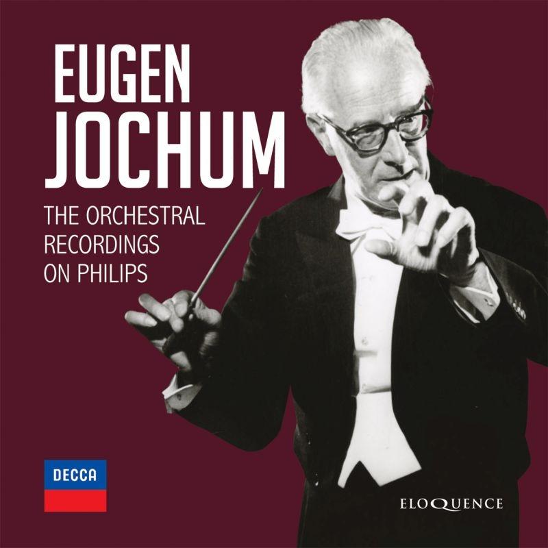 オイゲン・ヨッフム フィリップス管弦楽曲録音全集(15CD)