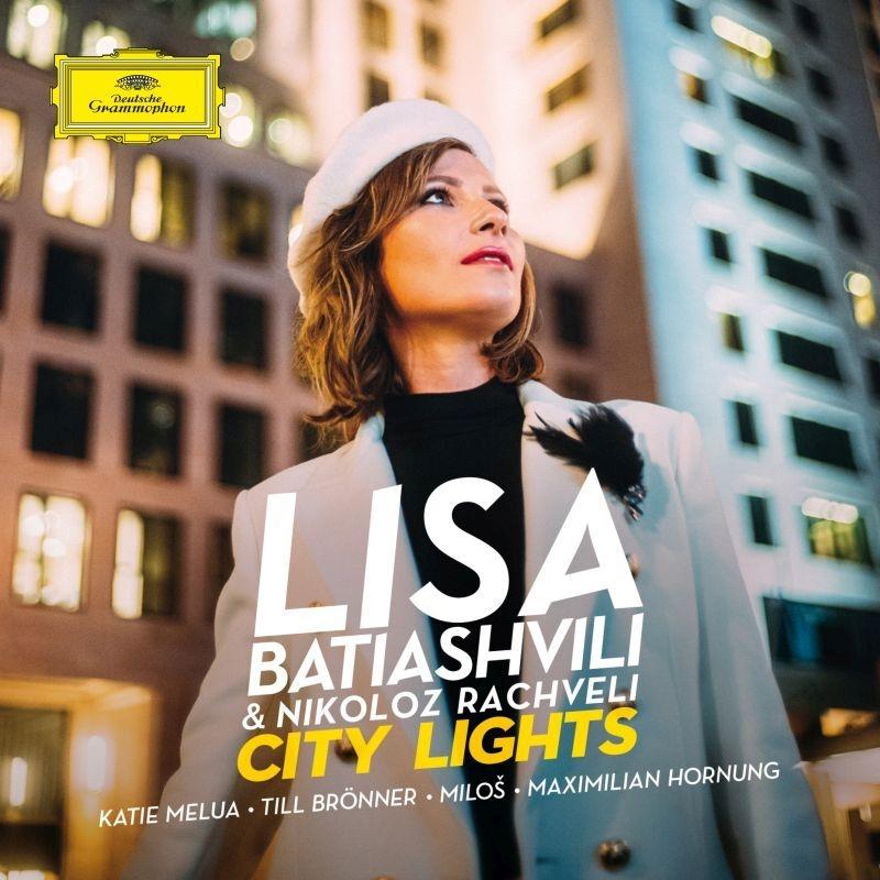 『シティ・ライツ』 リサ・バティアシュヴィリ、ティル・ブレナー、マクシミリアン・ホルヌング、ミロシュ、ラクヴェリ&ベルリン放送交響楽団