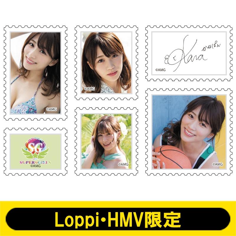 ラバーピンズセット(坂林佳奈)【Loppi・HMV限定】