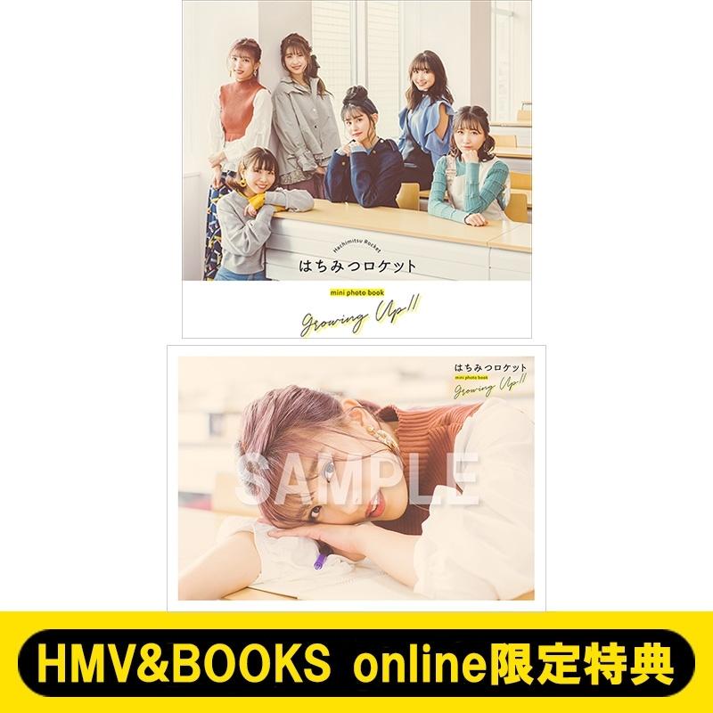 《澪風 直筆サイン入り生写真付き》はちみつロケット mini photo book『Growing Up!!』