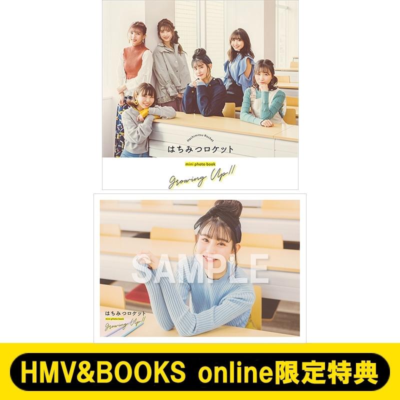 《森青葉 直筆サイン入り生写真付き》はちみつロケット mini photo book『Growing Up!!』