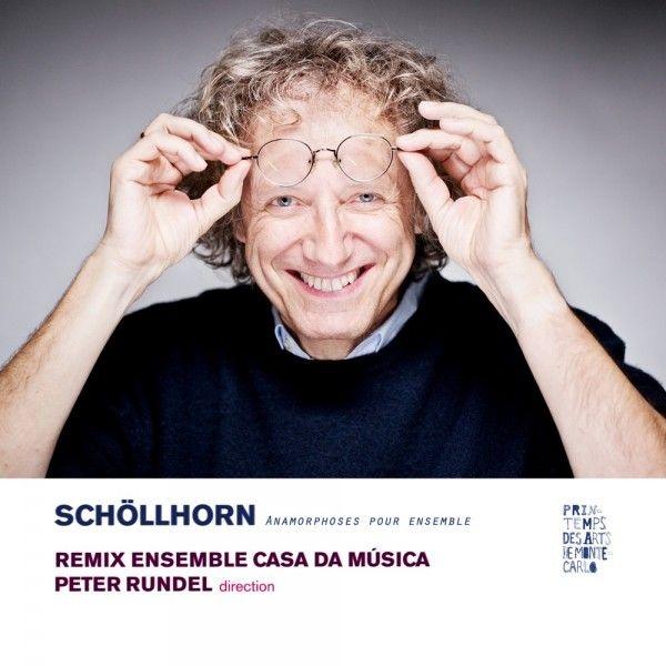 アナモルフォーシス『バッハのフーガの技法に基づく8つの楽章』 ペーター・ルンデル&リミックス・アンサンブル・カーサ・ダ・ムジカ