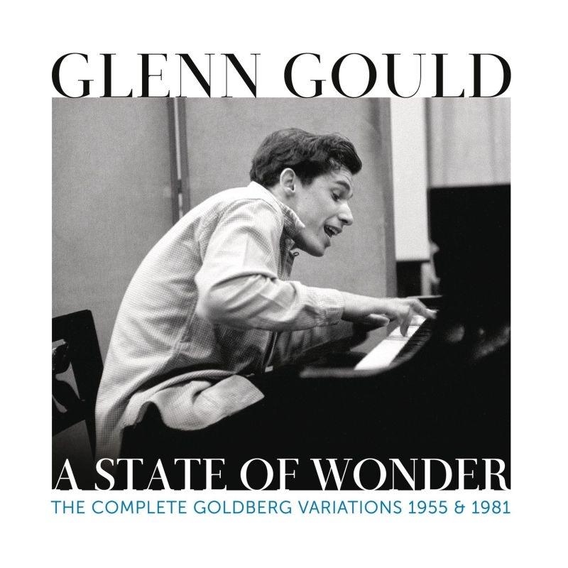 ア・ステイト・オブ・ワンダー〜2つのゴルトベルク変奏曲 グレン・グールド(1955、1981)(2CD)